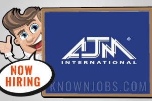AMJ International UAE Jobs